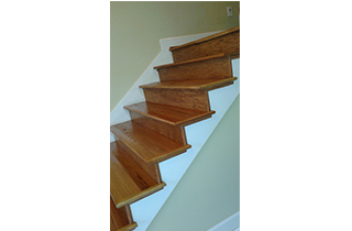 Oak Step Installation | Cole's Hardwoods & Carpet Repair | Hoover, AL | (205) 240-2809